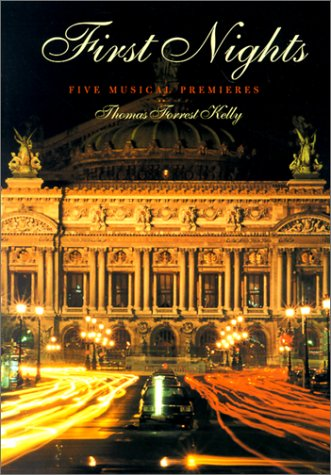First Nights Five Musical Premieres  2001 edition cover