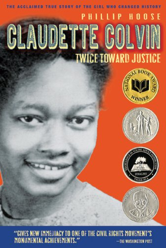 Claudette Colvin Twice Toward Justice N/A edition cover