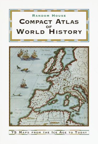 Random House Compact Atlas of World History N/A edition cover