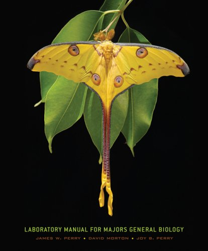 Majors General Biology  8th 2008 edition cover