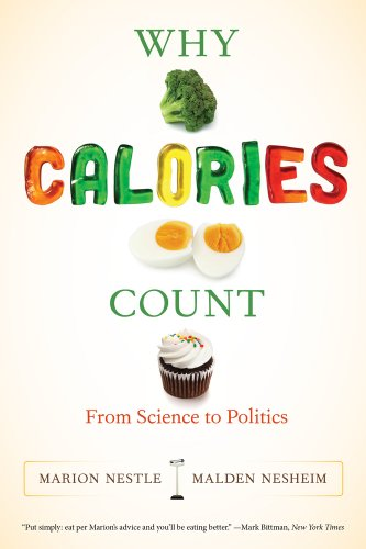 Why Calories Count From Science to Politics  2013 edition cover