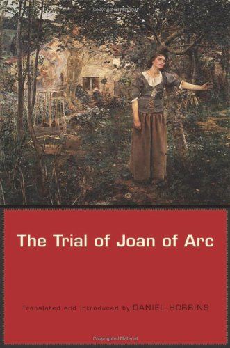 Trial of Joan of Arc   2005 edition cover