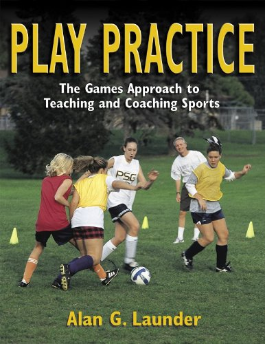 Play Practice The Games Approach to Teaching and Coaching Sports 4th 2001 edition cover