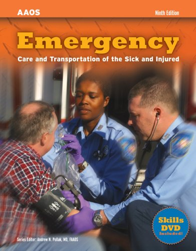 Emergency Care and Transportation of the Sick and Injured 9th 2007 (Revised) edition cover