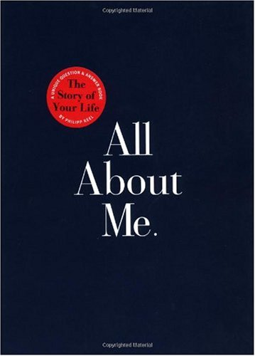 All about Me   1998 edition cover