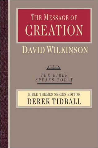 Message of Creation Encountering the Lord of the Universe  2002 edition cover