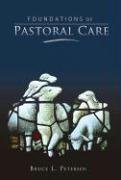 Foundations of Pastoral Care   2007 edition cover