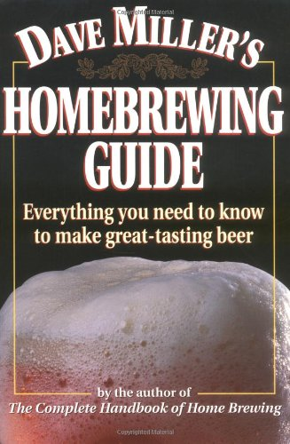 Homebrewing Guide Everything You Need to Know to Make Great-Tasting Beer  1995 edition cover