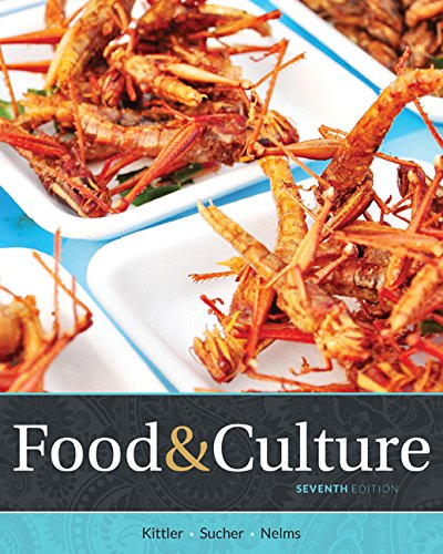 Food and Culture:   2016 edition cover