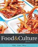 Food and Culture:   2016 9781305628052 Front Cover