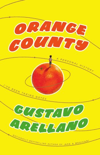 Orange County A Personal History  2010 edition cover