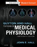 Guyton and Hall Textbook of Medical Physiology  13th 2016 9781455770052 Front Cover