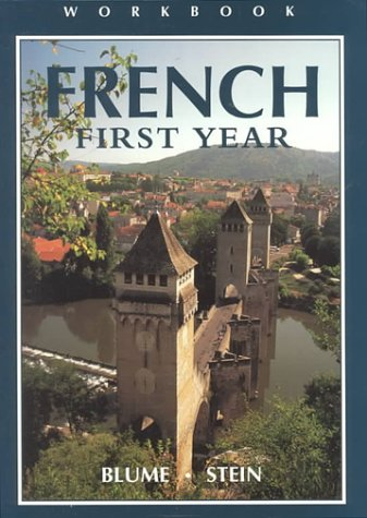 French First Year 1st edition cover