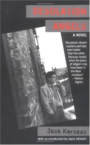 Desolation Angels  N/A edition cover
