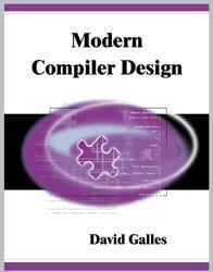 Modern Compiler Design   2005 edition cover
