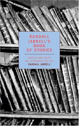 Randall Jarrell's Book of Stories   1958 edition cover