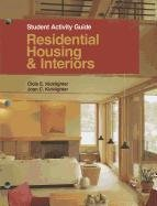 Residential Housing and Interiors  4th 2005 (Activity Book) 9781590703052 Front Cover