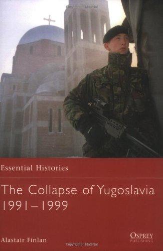 Collapse of Yugoslavia, 1991-1999   2004 edition cover