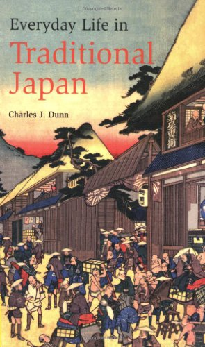 Everyday Life in Traditional Japan   2008 edition cover