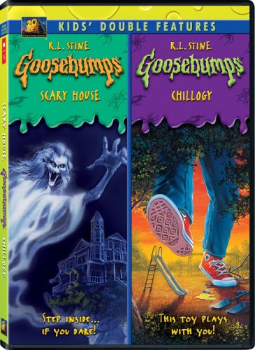 Goosebumps: Scary House/Chillology System.Collections.Generic.List`1[System.String] artwork