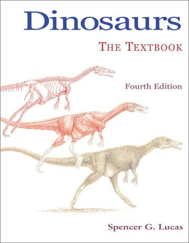 Dinosaurs The Textbook 4th 2004 9780072528053 Front Cover