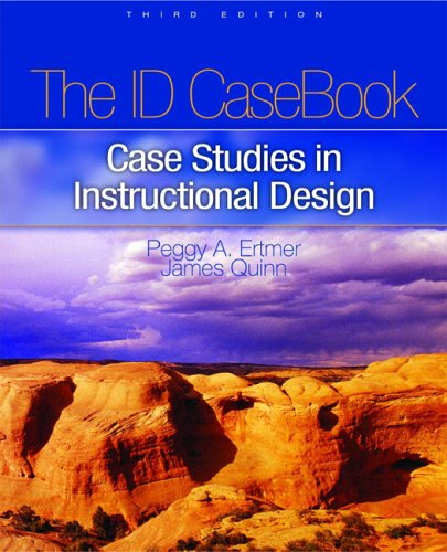 ID Casebook Case Studies in Instructional Design 3rd 2007 (Revised) edition cover