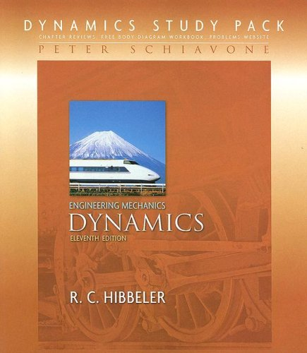 Engineering Mechanics: Dynamics, Dynamics Study Pack  11th 2007 9780132215053 Front Cover
