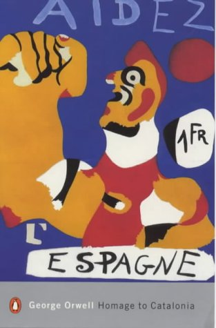 Homage to Catalonia (Penguin Modern Classics) N/A edition cover