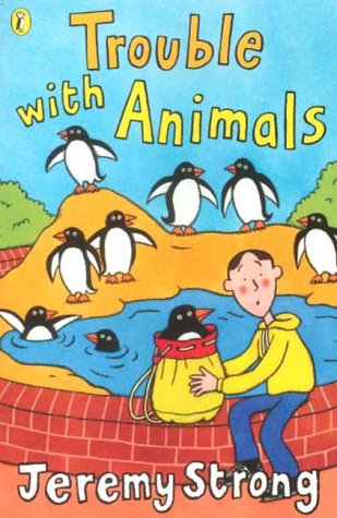 Trouble with Animals N/A edition cover