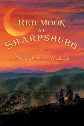 Red Moon at Sharpsburg  N/A 9780142412053 Front Cover