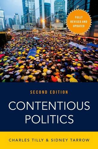 Contentious Politics  2nd 2015 edition cover