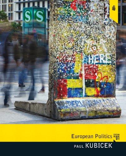 European Politics   2012 (Revised) edition cover
