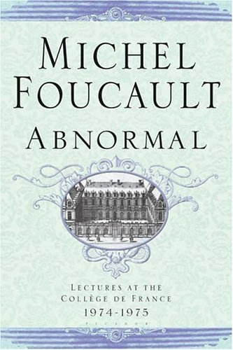 Abnormal 1974-1975   2003 (Revised) edition cover