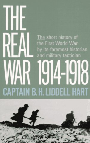 Real War 1914-1918  N/A edition cover