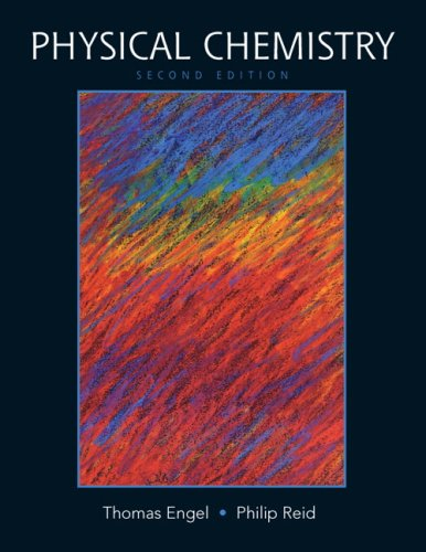 Physical Chemistry  2nd 2010 edition cover