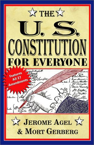 U. S. Constitution for Everyone  N/A edition cover