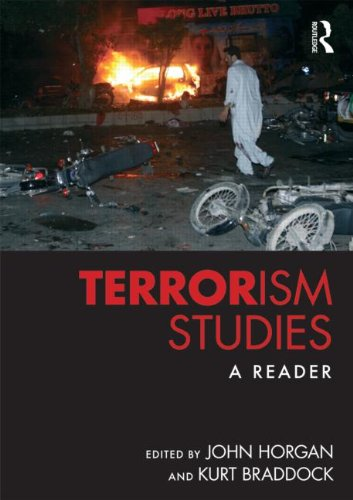 Terrorism Studies A Reader  2012 9780415455053 Front Cover