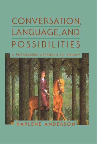 Conversation, Language, and Possibilities A Postmodern Approach to Therapy N/A edition cover