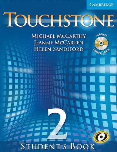 Touchstone, Level 2   2005 (Student Manual, Study Guide, etc.) edition cover