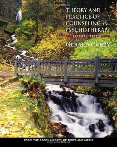 Theory and Practice of Counseling and Psychotherapy  7th 2005 edition cover