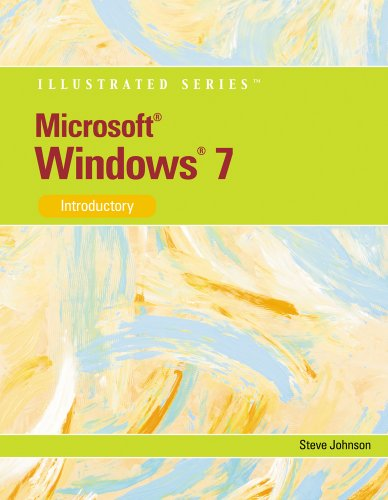 Microsoft� Windows 7, Introductory   2011 9780538749053 Front Cover