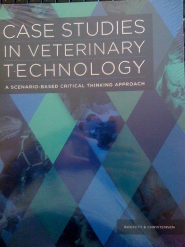 Case Studies in Veterinary Technology  2010 9780615435053 Front Cover