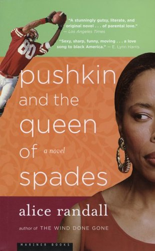 Pushkin and the Queen of Spades A Novel  2004 edition cover