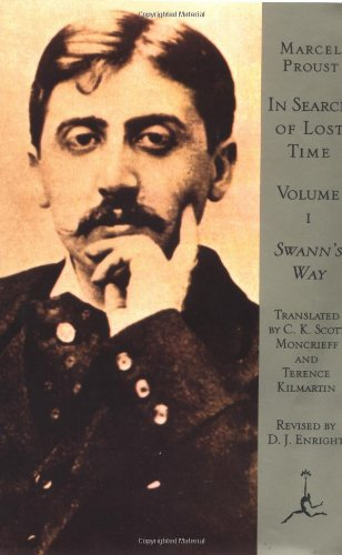 Swann's Way  N/A edition cover