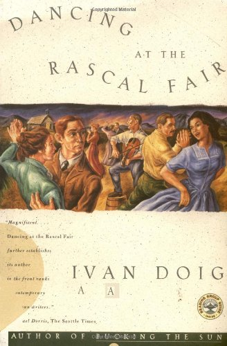 Dancing at the Rascal Fair   1996 edition cover