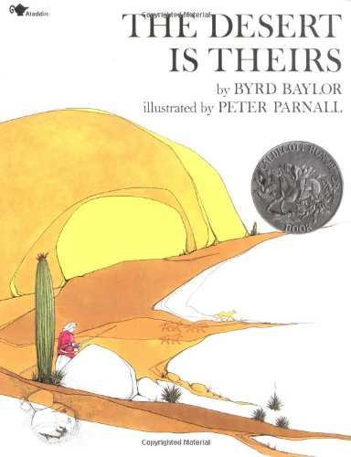 Desert Is Theirs   1987 (Reprint) edition cover