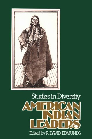 American Indian Leaders Studies in Diversity  1980 edition cover