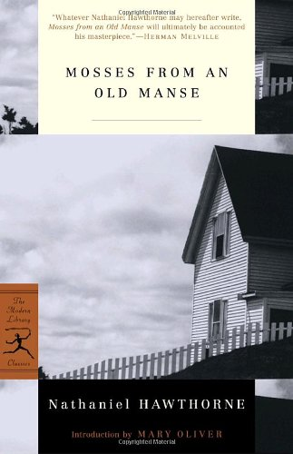 Mosses from an Old Manse   2003 edition cover
