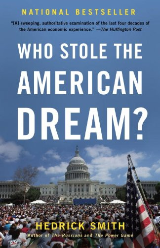 Who Stole the American Dream?  N/A edition cover