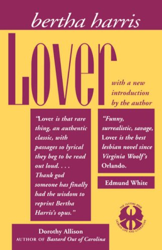 Lover   1993 (Reprint) edition cover